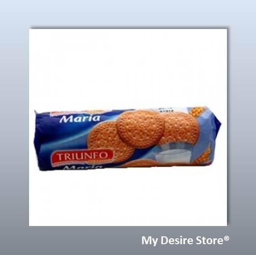 Triunfo® Maria Biscuits – 180gr http://www.mydesirestore.com/product/triunfo-biscuits-2/