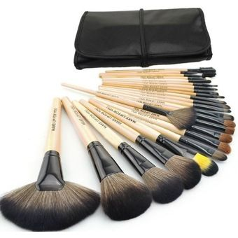Buy Superlady Professional 24Pcs Cosmetic Makeup Make Up Brush Brushes Set Kit Tools Super Soft Pouch Bag Case Beige online at Lazada. Discount prices and promotional sale on all. Free Shipping.
