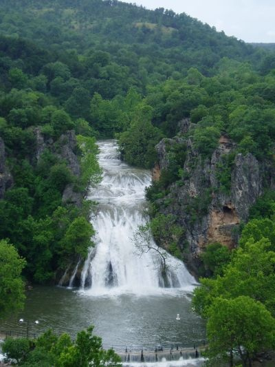 Turner Falls Park in Oklahoma- Brings back wonderful memories. Youth camps, choirs retreat, and church activities. Been there many times!!!!!! What wonderful memories this place holds!!!!
