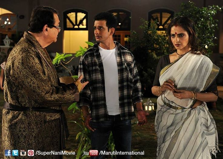 Will Mann be successful in helping his Nani get respect from her family? Watch #SuperNani's life unfold on 31st October!
