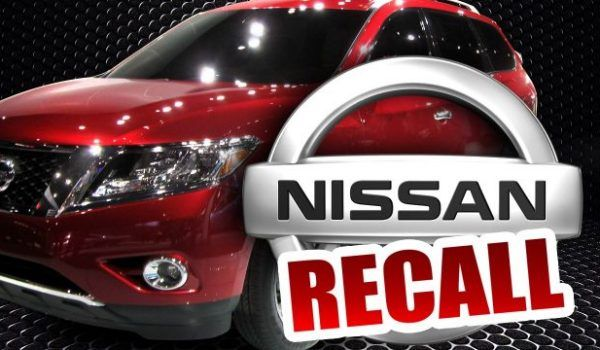 NISSAN RECALLS 320,000 VEHICLES IN JAPAN