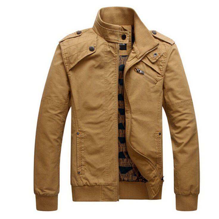 Кожаная куртка мужчины свободного покроя зима хлопок воротник стойка пальто военный открытый мужские кожаные куртки и пальто jaqueta masculina