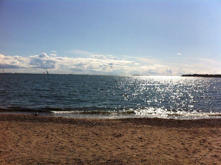 Havsstranden beach