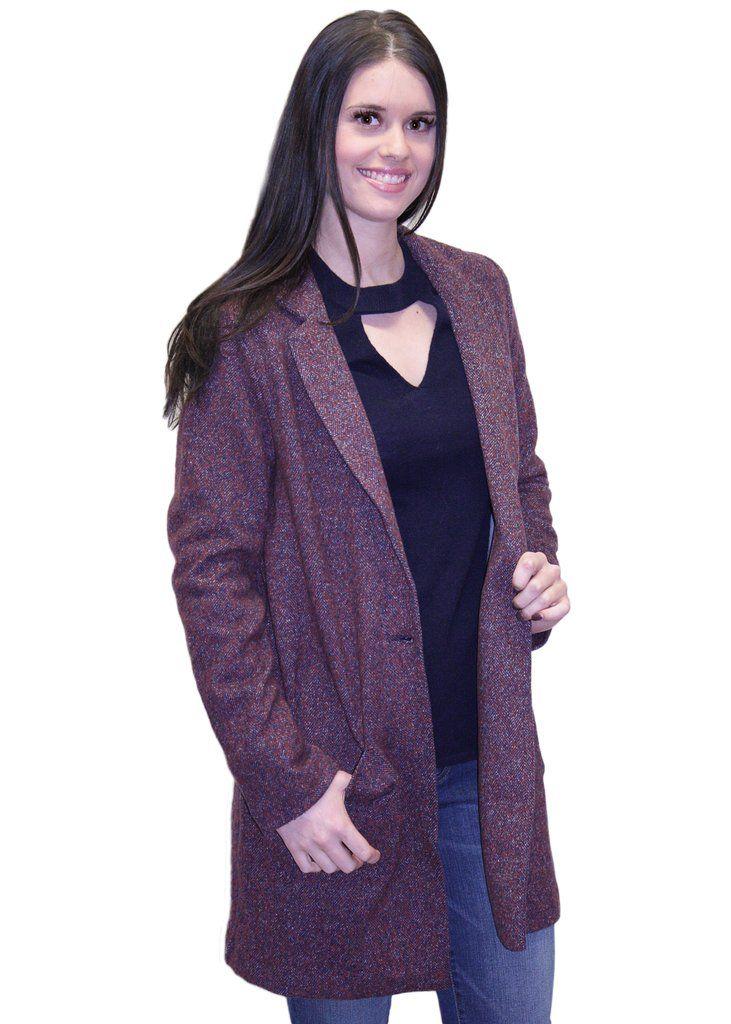 Esprit Jersey Coat