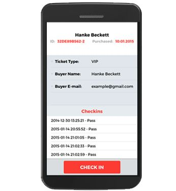 Event Booking App by Vantage Webtech #androidapp #iosapp