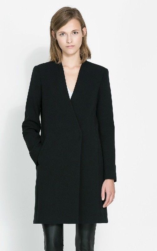 Fashion Covered Button Trench Coat -$37.90 FREE SHIPPING