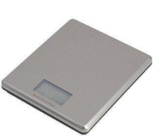 KitchenAid Electronic Scale