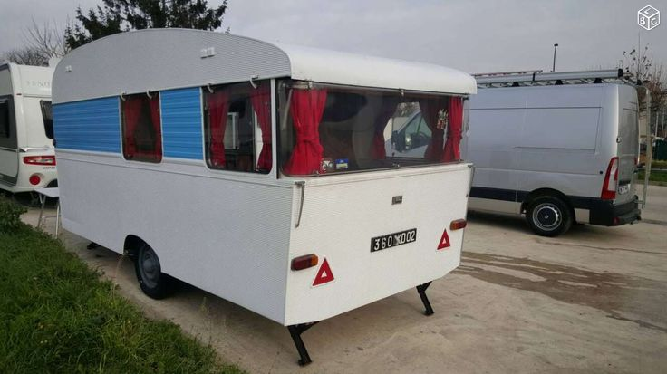 sterckeman 1964 caravanes camping cars vintages pinterest. Black Bedroom Furniture Sets. Home Design Ideas