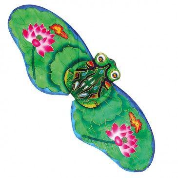 Grenouille: La Reputation, Grenouil 90, Maine 90, Grenouille, En Multicolored, Frogs Kites, Pan Grenouil, Petite Pancreatitis, Soie Fabriqué