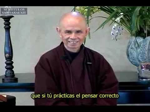 Thich Nhat Hanh.Consumir Conscientemente.SubEsp.flv