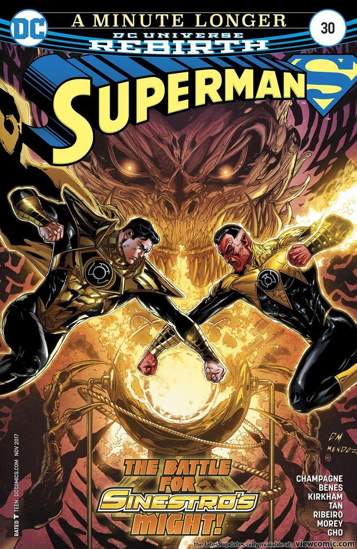 Superman v4 30 (2017) ……………………   View Comic