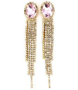 Princess Pink Earrings