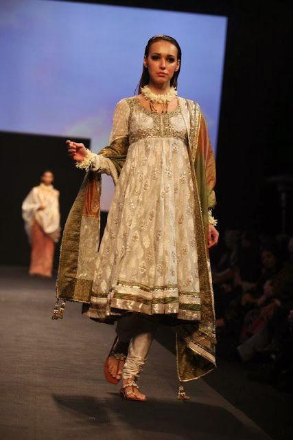 #RituKumar #Designer Embroidered #SalwarSuit