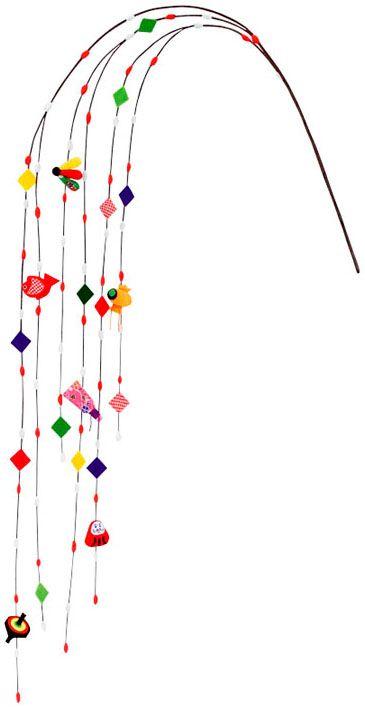 【お正月・装飾用・材料】舞玉シダレ(縁起物)【1周年記念開店セール1213】【RCP】【楽天市場】
