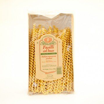 Rustichella d'Abruzzo is an authentic durum wheat pasta from the Abruzzo region of Italy. Click on the image to see all the pasta available