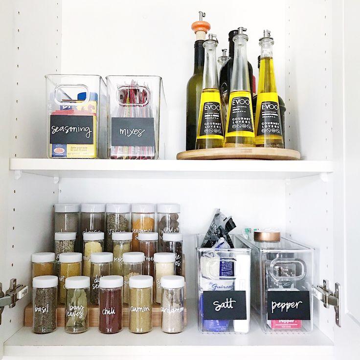 Konmari Kitchen Organization: 335 Best NEAT Kitchens Images On Pinterest
