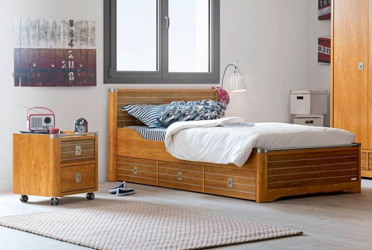 Bed 90x190 Majestic