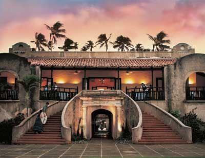 A Photo Tour of the Hyatt Dorado Beach Resort in Puerto Rico: Su Casa Restaurant at Hyatt Dorado Beach Resort
