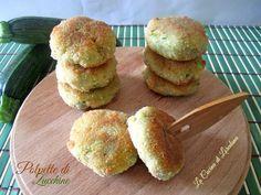 Polpette di Zucchine | La Cucina di Loredana