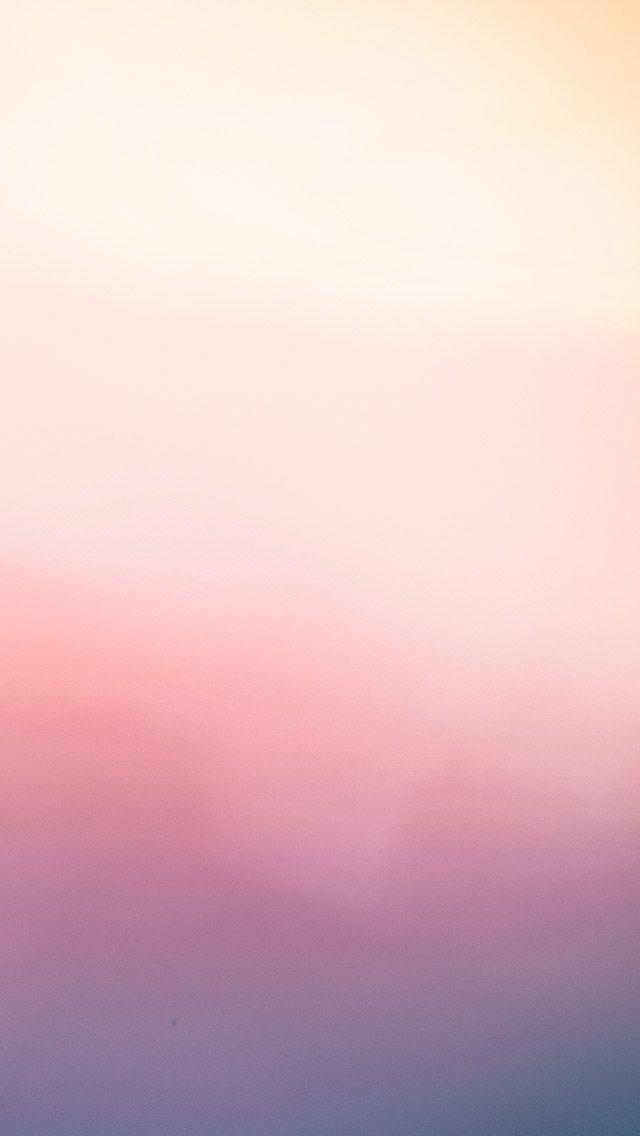 Soft Warm Pink Tones #iPhone 5 #Wallpaper