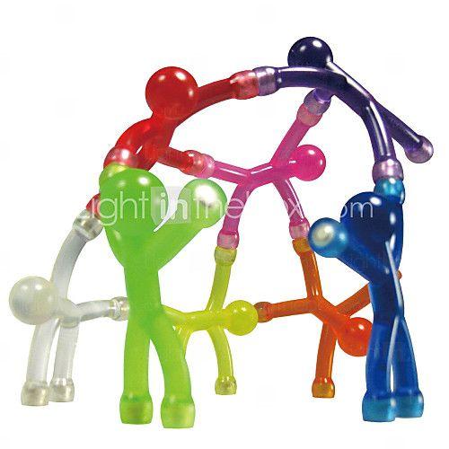 Magnet Toys 10Pcs Magnet Toys Executive Toys Puzzle Cube DIY Toys Magnetic Balls Red / White / Blue / Yellow / Orange / BlackEducation - USD $8.90