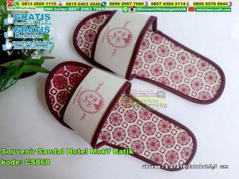 Souvenir Sandal Hotel Motif Batik SMS CENTER 0857 2963 7569 EMAIL info@dani-craft.com WA / TELP 0896 5070 8044 BBM 5B 367 E9A #SouvenirSandal #HargaSandal #SouvenirPernikahanMurah