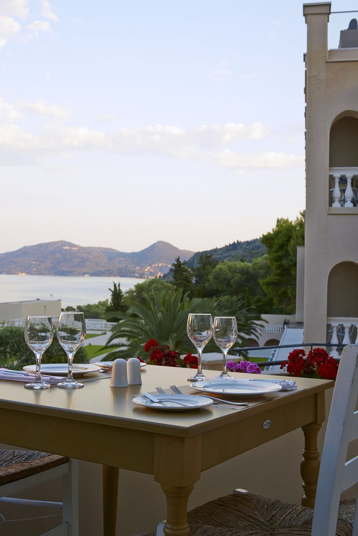 #Greek #restaurant @Marbella #Corfu