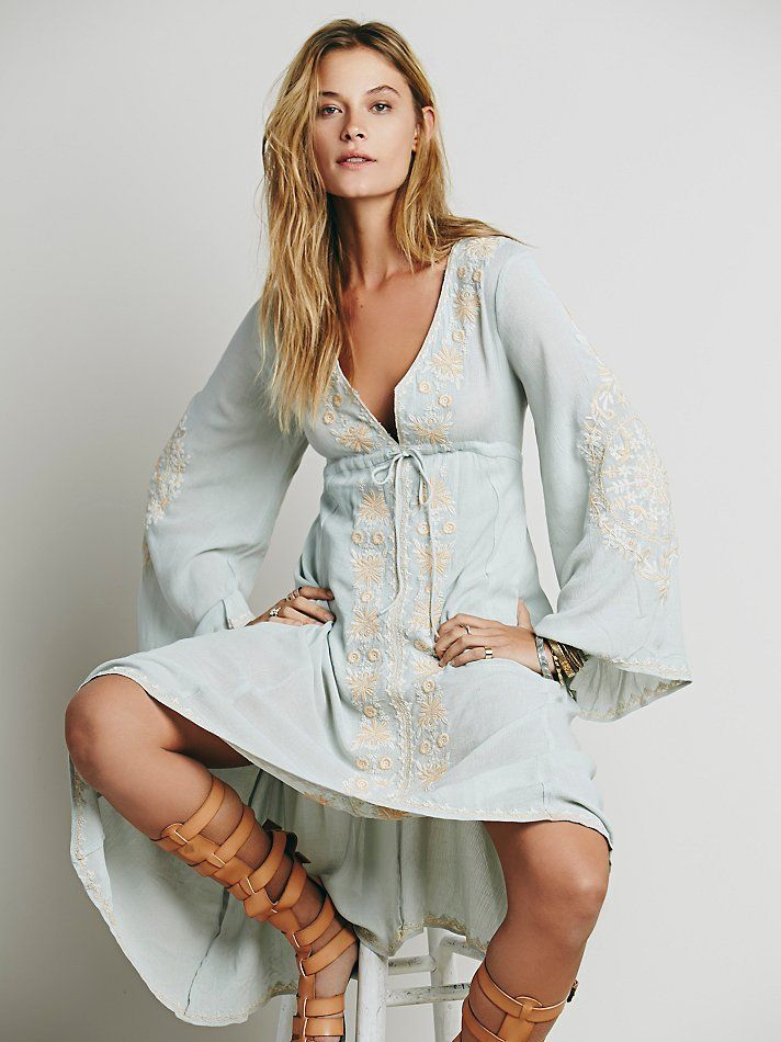 Free People Dreamweaver Dress