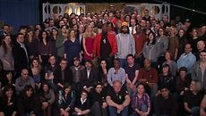 Cast Complete - 01-31-2013.  Behind The Scenes: Live From Studio 6H | Photo Gallery | 30 Rock | NBC