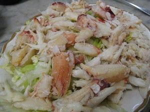 The Swan Oyster Depot is famous for their Crab Louie recipe, and they have shared it with us. Just look at that succulent Dungeness crab in ...
