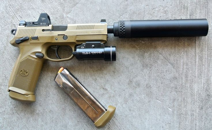 weapons silencer fnp - photo #7