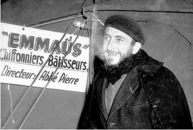 Emmaüs : les compagnons de l'Indre célèbrent la mémoire de l'Abbé Pierre - 19/01/2017 - La Nouvelle République Indre