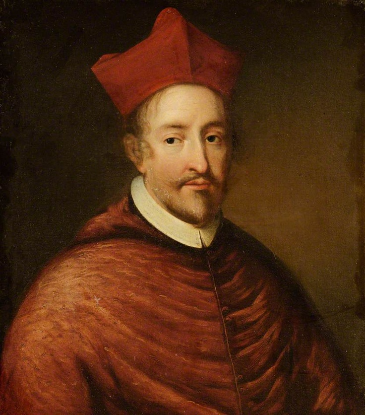 Cardinal David Beaton (1494–1546) by unknown artist (Blairs Museum) #movember