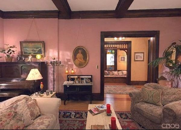 Inside Halliwell Manor From The Tv Show Quot Charmed Quot Tvs
