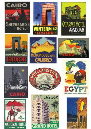 26 best labels images on Pinterest | Luggage labels, Vintage ...