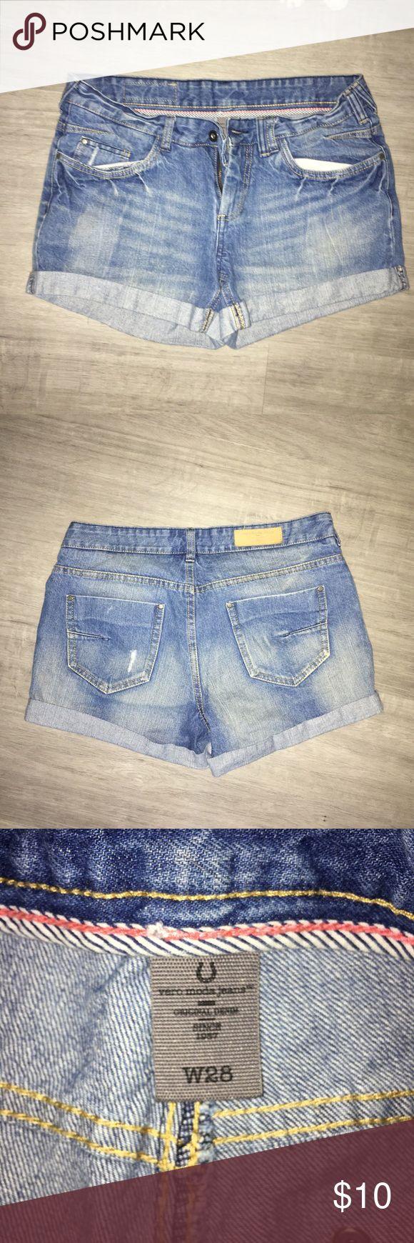 Vero Moda Jean Shorts Vero Moda Jean Shorts Shorts Jean Shorts