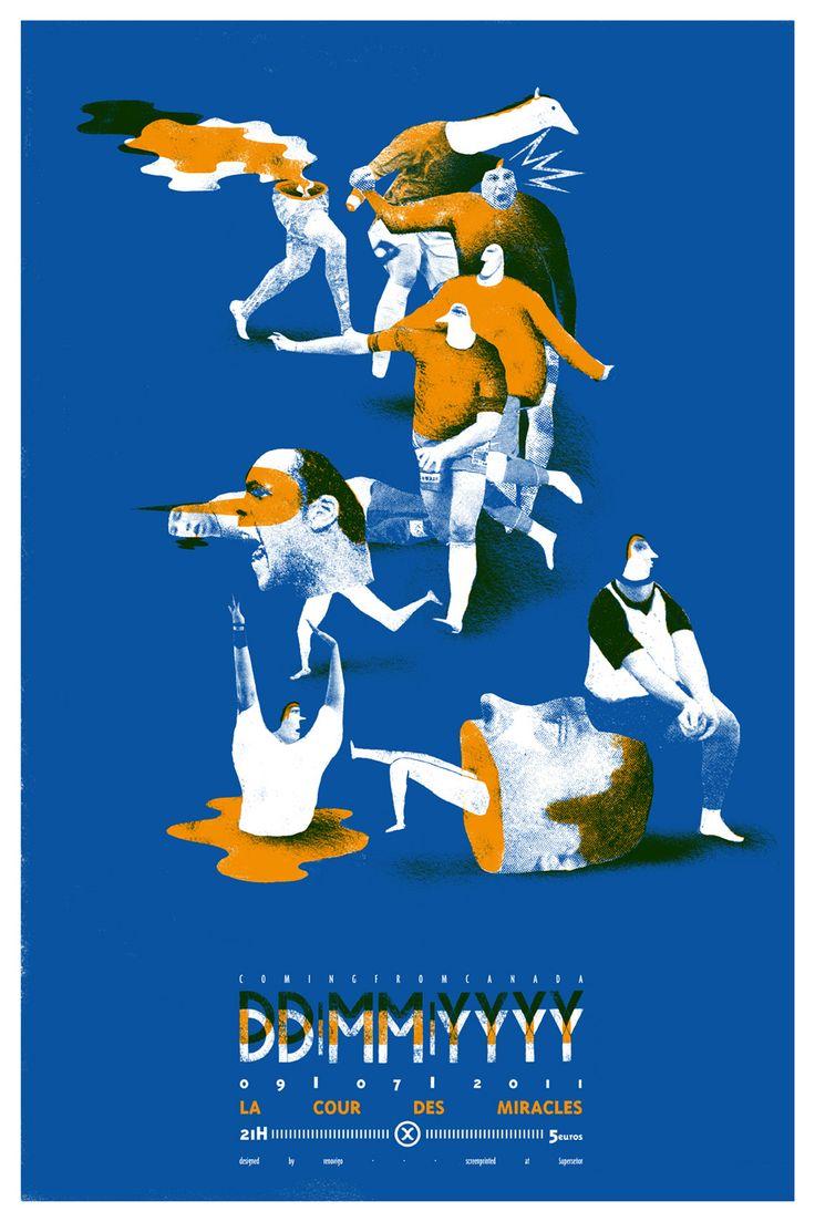 renaud vigourt - typo/graphic posters