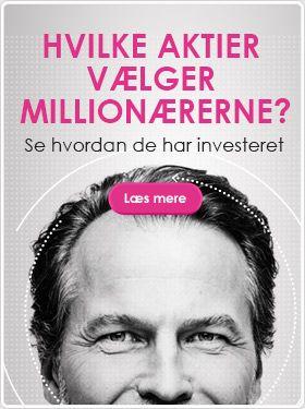Hvilke aktier køber millionærerne?