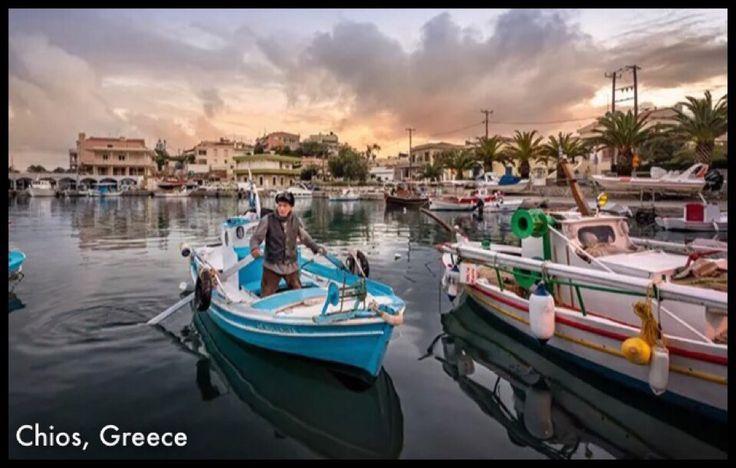 Vrondados, Chios