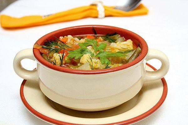 Суп для толстяков потеря веса