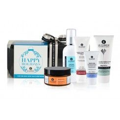 Beautiful LA CLINICA Christmas Gift Kits GREAT PRICE For The Man Who Has Everything Gift Kit - Special