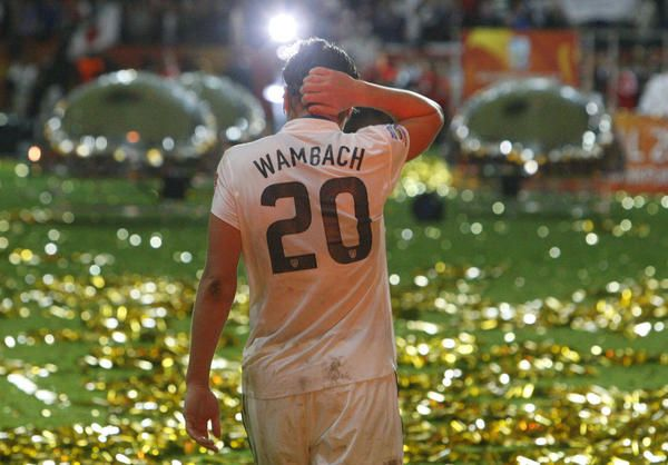 Abby Wambach is a very influencial indiviual