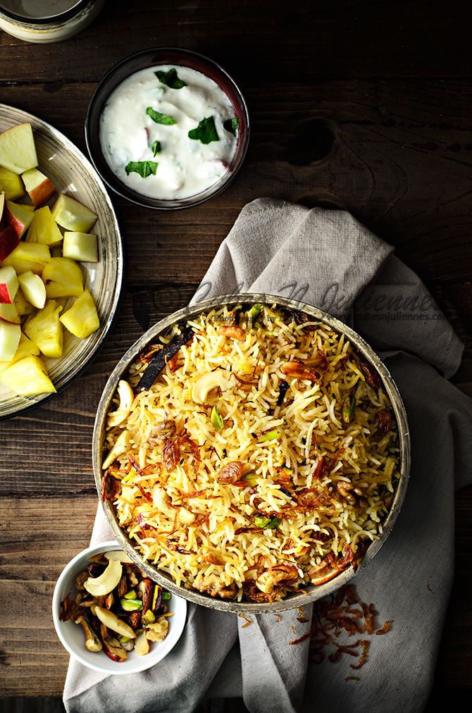 Easiest and most delicious Kashmiri Pulao recipe is here for you all. An ideal menu for any festival or any get-together. A must try recipe