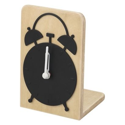 INSPIRATION | CLOCKS :: This would be a really cute idea to add on the front of a book clock. Paint a silhouette of a vintage clock on the front of the book.