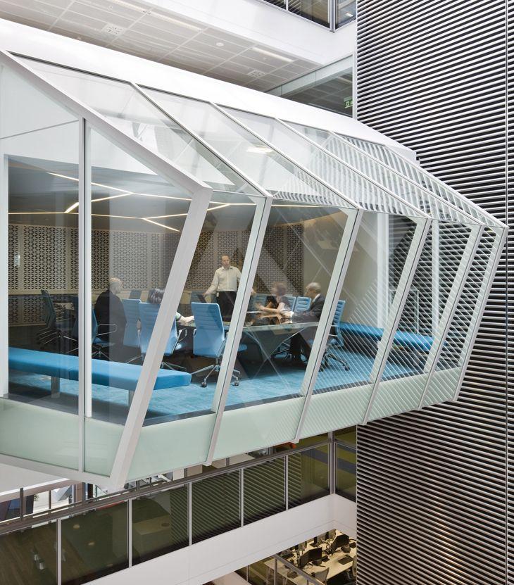 Clive wilkinson o projeto do escrit rio do futuro for Bbdo office design 9