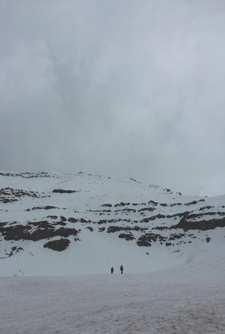 Valle Nevado - Oct 2015