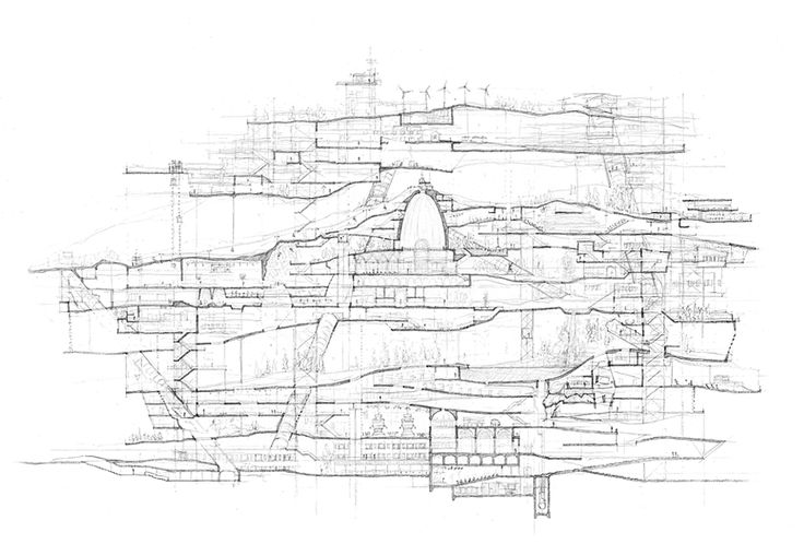 City In A Building 3 - Stuart Franks