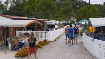 Camping places - Portorož & Piran