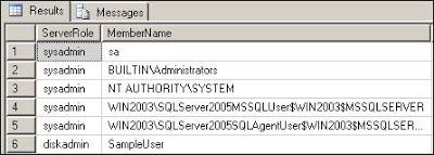 Mapping SQL Server Features to Oracle Database