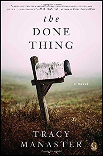 1177 best books images on pinterest book lists books to read and the done thing a novel tracy manaster 9781507204894 amazon fandeluxe Image collections